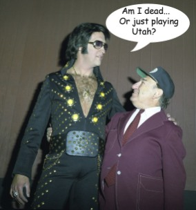Elvis Meet Eugene