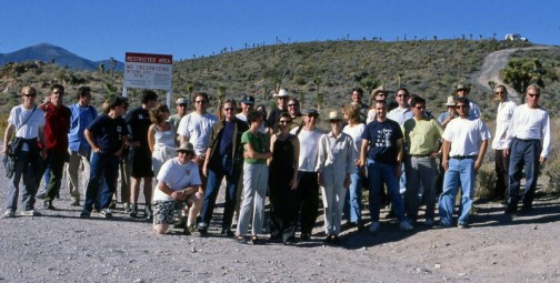 Area 51 Group Shot