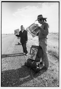 Typical Salt Flat News Readers 1975